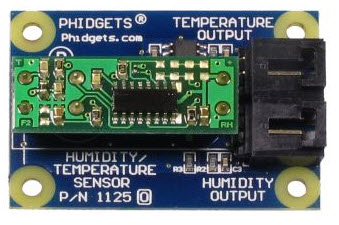 Phidgets Humidity/Temperature Sensor